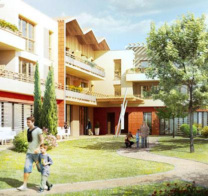 residence senior investir